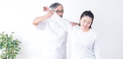 患者と整体師